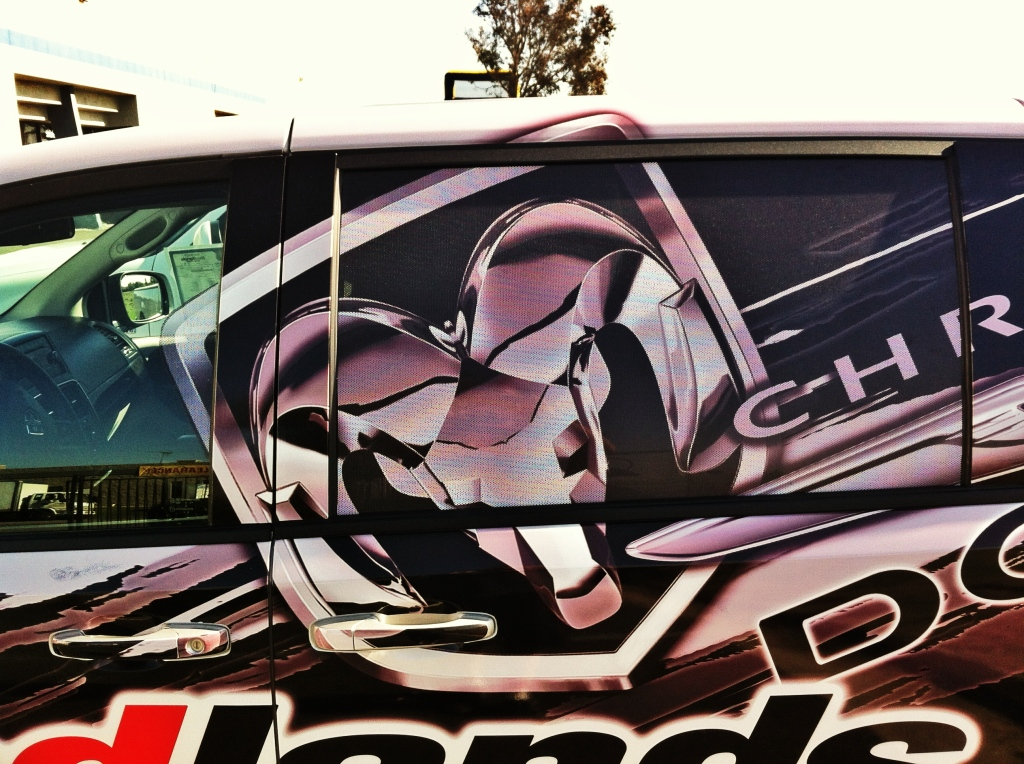 Signs and Vehicle Wraps