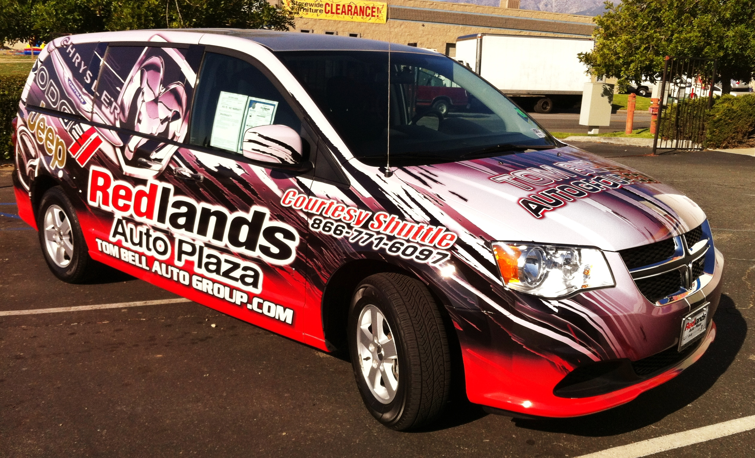 Vehicle Wraps | Quote | 386.256.0998