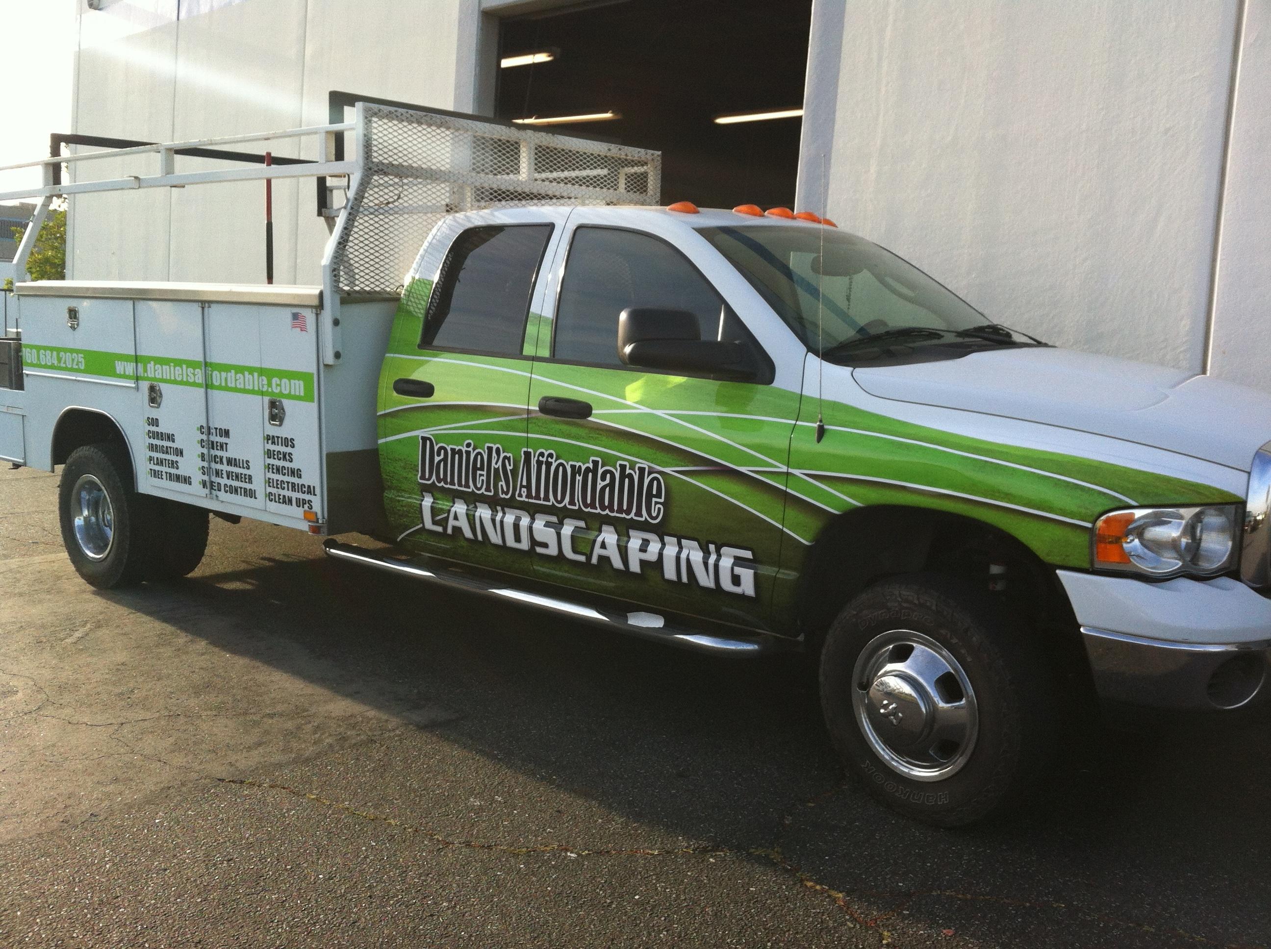 New Smyrna Dodge >> Vehicle Wraps | Quote | 386.256.0998