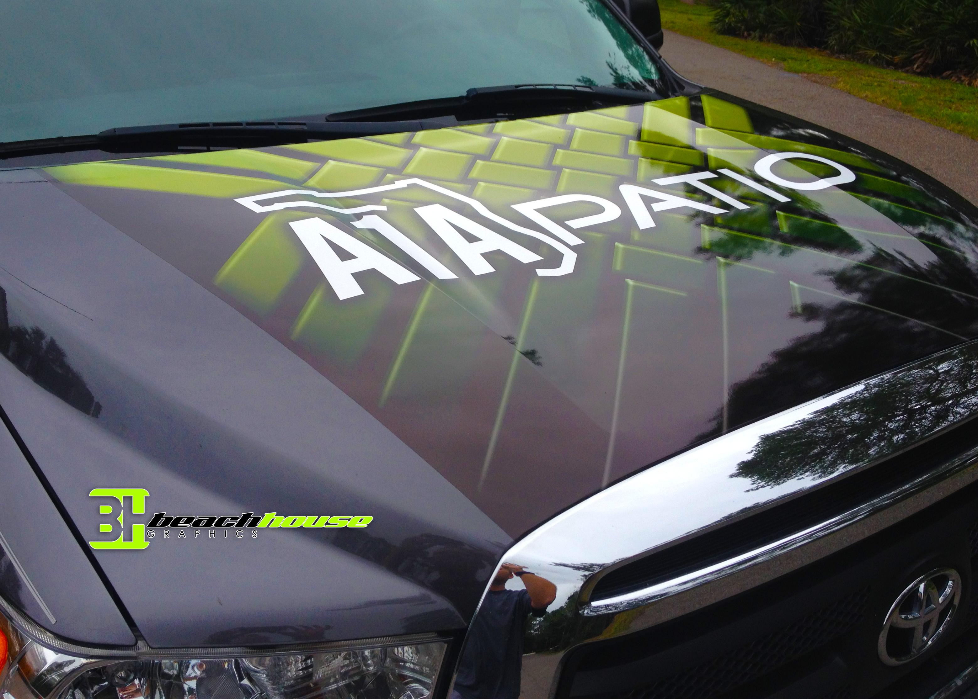Vehicle Wraps Quote 386 256 0998