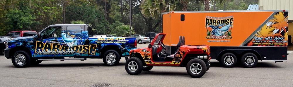 Vinyl Vehicle Lettering Vehicle Wraps Daytona 386 256