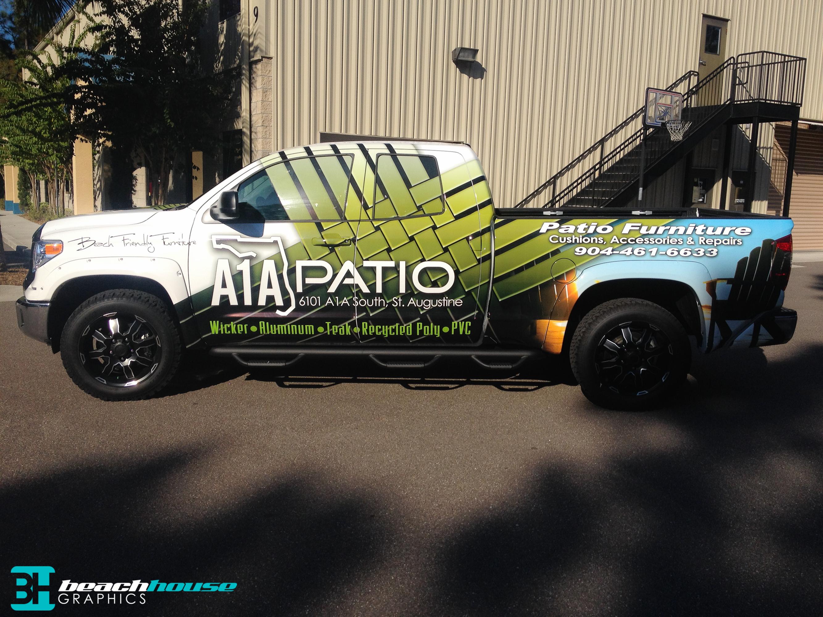 Vehicle Wraps Daytona 386 256 0998 Custom Vehicle