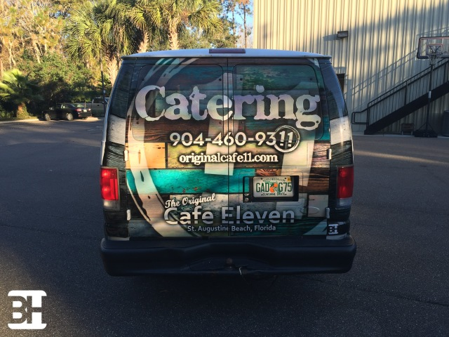 Vehicle Wraps Daytona 386 256 0998 Custom Vehicle